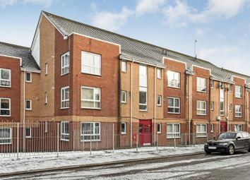 Thumbnail 2 bed flat for sale in Elvan Street, Shettleston, Glasgow