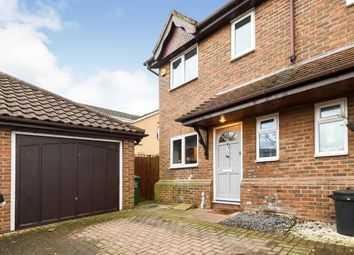 Thumbnail 2 bed semi-detached house for sale in Sinclair Walk, Wickford