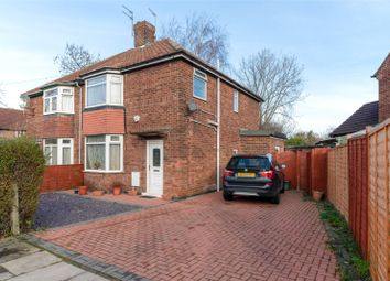 Thumbnail 3 bed semi-detached house to rent in Byland Avenue, York
