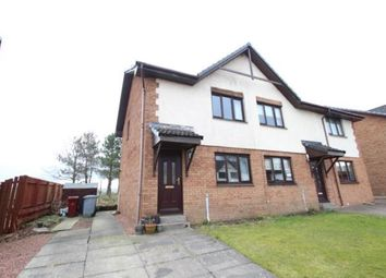 Thumbnail 2 bed semi-detached house for sale in Saddlers Gate, Strathaven, South Lanarkshire