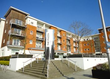 Thumbnail 1 bed flat for sale in Merrick House, Whale Avenue, Kennet Island, Reading