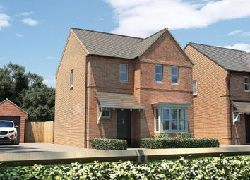 "Thumbnail 3 bed detached house for sale in ""The Whitfield"" at Bretch Hill, Banbury"