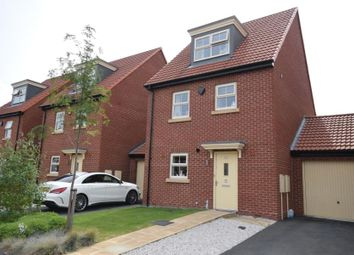 Thumbnail 4 bedroom link-detached house for sale in Glossop Street, Derby