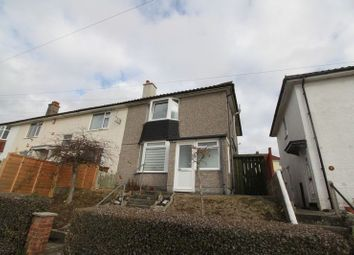 Thumbnail 3 bed semi-detached house to rent in Churchill Way, Peverell, Plymouth