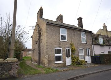 Thumbnail 2 bed end terrace house to rent in Clay Street, Soham, Ely