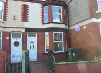 Thumbnail Terraced house to rent in Browning Avenue, Rock Ferry, Wirral, Merseyside