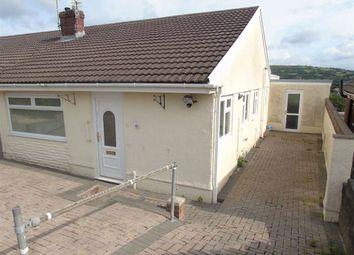 Thumbnail 3 bed semi-detached bungalow for sale in Heol Miaren, Clasemont Park, Swansea