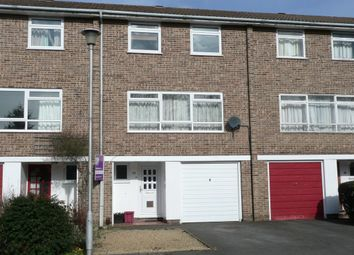 Thumbnail 4 bedroom town house to rent in Portway Close, Reading