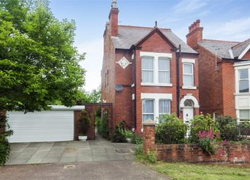 Thumbnail 3 bed detached house for sale in Shepshed Road, Hathern, Loughborough, Leicestershire