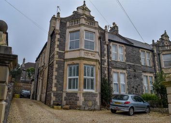 Thumbnail 3 bed flat to rent in Grove Park Road, Weston-Super-Mare