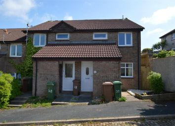 Thumbnail 1 bed flat to rent in Crookeder Close, Staddiscombe, Plymouth, Devon