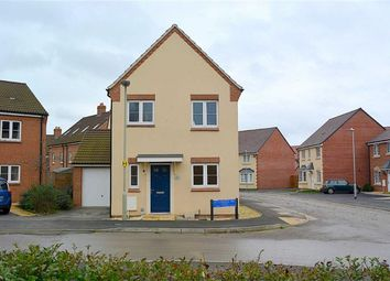 Thumbnail 3 bed detached house for sale in Attlebridge Way Kingsway, Quedgeley, Gloucester