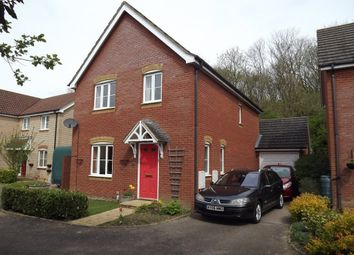 Thumbnail 4 bedroom detached house for sale in Keats Close, Saxmundham