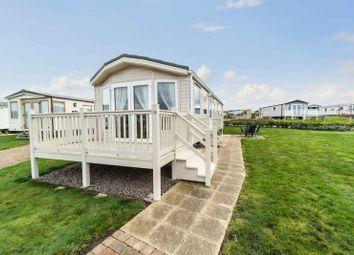 Thumbnail 3 bedroom mobile/park home for sale in Winchester Seton Sands Caravan Park, Links Road, Port Seton, East Lothian