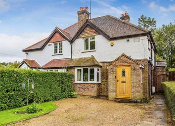 Thumbnail 3 bedroom semi-detached house for sale in Tanhouse Road, Oxted, Surrey