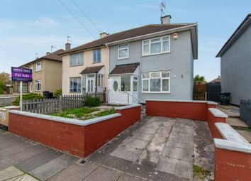 Thumbnail 3 bed semi-detached house for sale in Saunderson Road, Leicester