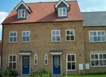 Thumbnail 3 bedroom property to rent in Columbine Road, Ely