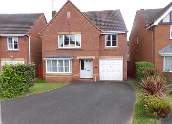 Thumbnail 4 bed detached house for sale in The Limes, Walsall, West Midlands