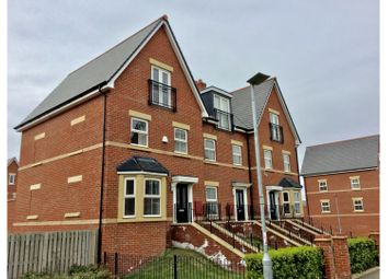 3 bed end terrace house for sale in Tollemache Walk, Felixstowe IP11