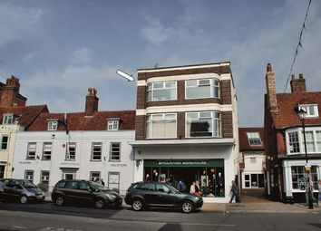 Thumbnail 2 bed flat for sale in High Street, Lymington