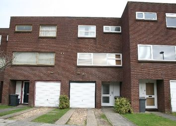 Thumbnail 4 bed town house to rent in Links Way, Hendon
