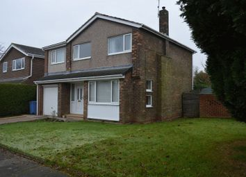 Thumbnail 4 bed property for sale in Low Stobhill, Morpeth