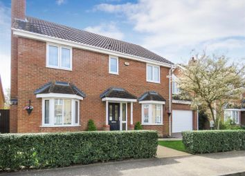 Thumbnail 5 bed detached house for sale in Farriers Way, Warboys, Huntingdon