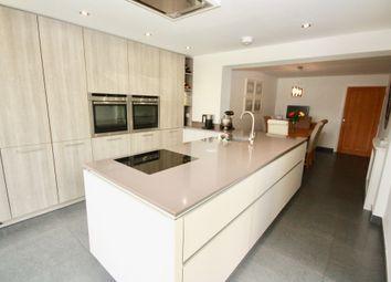 Thumbnail 5 bed detached house for sale in Carlisle Way, Bracebridge Heath, Lincoln