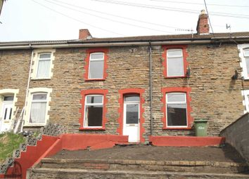 3 bed terraced house for sale in Queens Road, Elliots Town, New Tredegar NP24