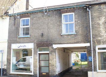 Thumbnail 1 bed flat to rent in Bridge Street, Downham Market