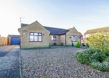 Thumbnail 2 bed semi-detached bungalow for sale in Witton Close, Heacham, King's Lynn, Norfolk