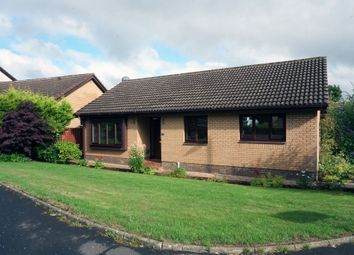 Thumbnail 3 bed detached bungalow for sale in Dunrobin Crescent, Stewartfield, East Kilbride
