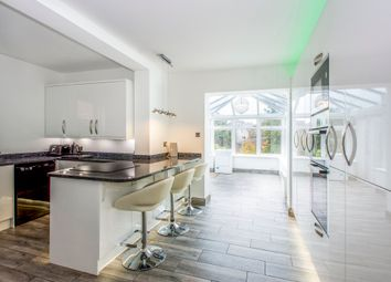 Thumbnail 3 bed detached house for sale in Strouden Road, Bournemouth, Dorset