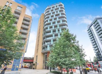 Thumbnail 1 bed flat for sale in Da Vinci Torre, 77 Loampit Vale, London