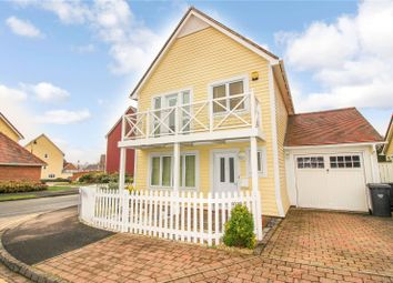 Thumbnail 4 bed country house to rent in Alisander Close, Holborough Lakes, Snodland, Kent