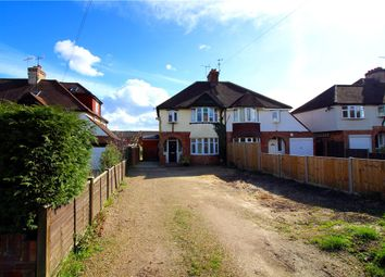 Thumbnail 3 bed semi-detached house for sale in Weybourne Road, Farnham, Surrey