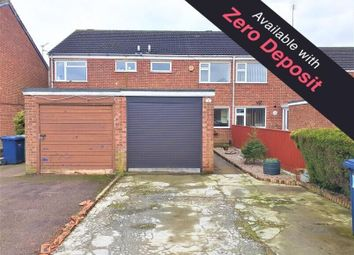 Thumbnail 3 bed terraced house to rent in Kinderley Road, Wisbech
