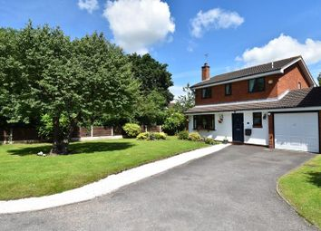 Thumbnail 4 bed detached house for sale in Falstaff Drive, Droitwich