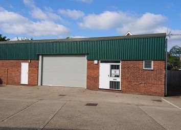 Industrial to let in Unit 12A, Carvers Industrial Estate, Southampton Road, Ringwood BH24