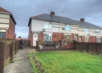 Thumbnail 2 bed semi-detached house for sale in Pelaw Crescent, Chester Le Street