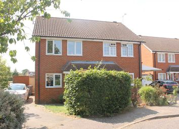 Thumbnail 2 bedroom semi-detached house to rent in Scopes Road, Kesgrave, Ipswich