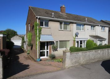 Thumbnail 3 bed semi-detached house for sale in Springfield Avenue, Whitehaven, Cumbria