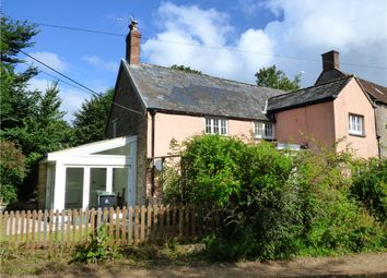 Thumbnail 3 bed semi-detached house for sale in Grove Cottages, Mill Lane, Chetnole, Sherborne