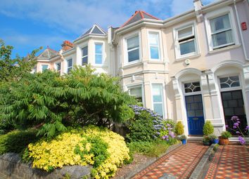 Thumbnail 4 bed terraced house for sale in De La Hay Avenue, Stoke, Plymouth