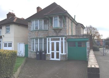 Thumbnail 3 bed detached house for sale in Stechford Road, Hodge Hill, Birmingham