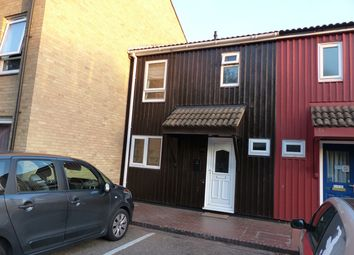 Thumbnail 3 bed terraced house for sale in Mandeville, Peterborough