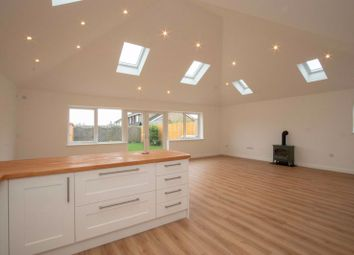 Thumbnail 3 bed detached bungalow to rent in Church Street, Ryhall, Stamford