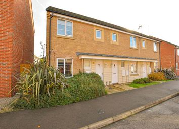 Thumbnail 3 bed end terrace house for sale in Turnpike Road, Hampton Vale, Peterborough