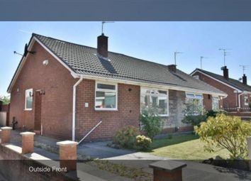 Thumbnail 3 bed semi-detached bungalow to rent in Ling Drive Atherton, Manchester