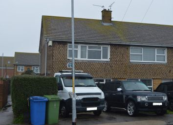 Thumbnail 3 bed end terrace house for sale in 1 Appledore Avenue, Sheerness, Kent